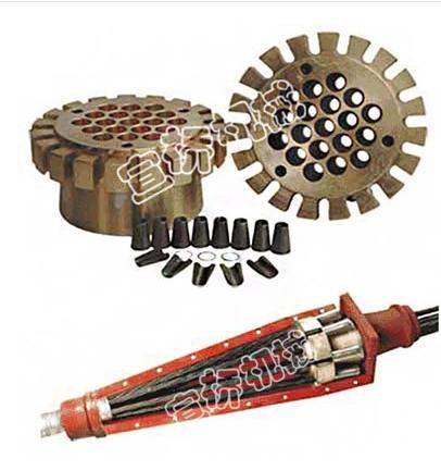 锚具用 M15L型 单孔 多孔连接器总成