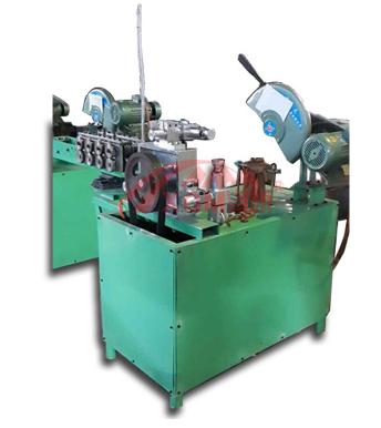 LCB-7A型 圆管 扁管 卷管 制管 生产金属波纹管机
