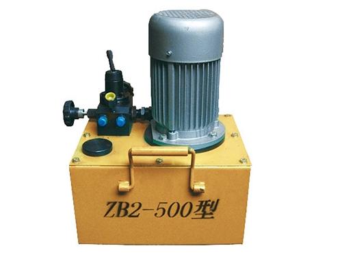 高压油泵ZB2-500型